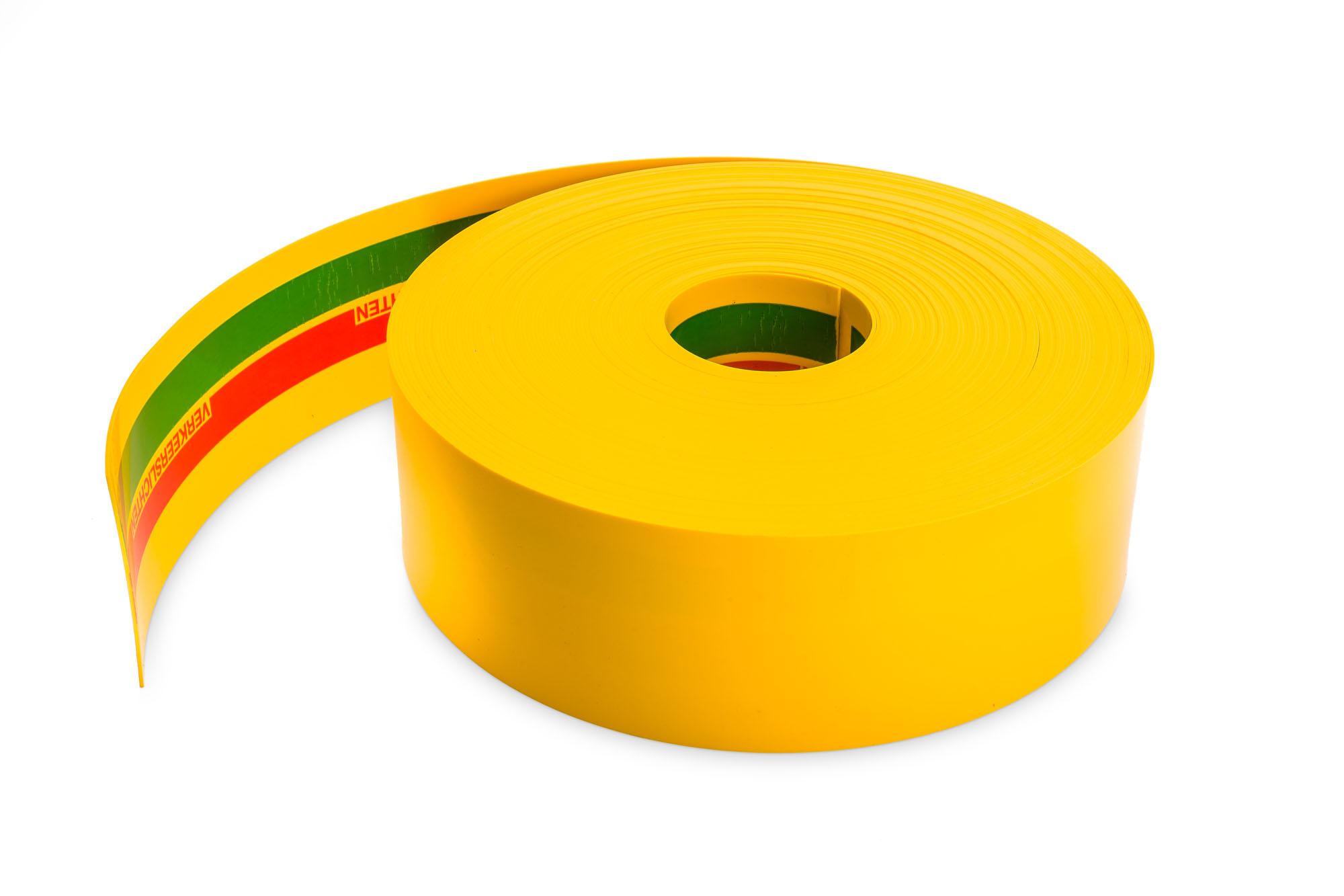 afdekband kabels geel