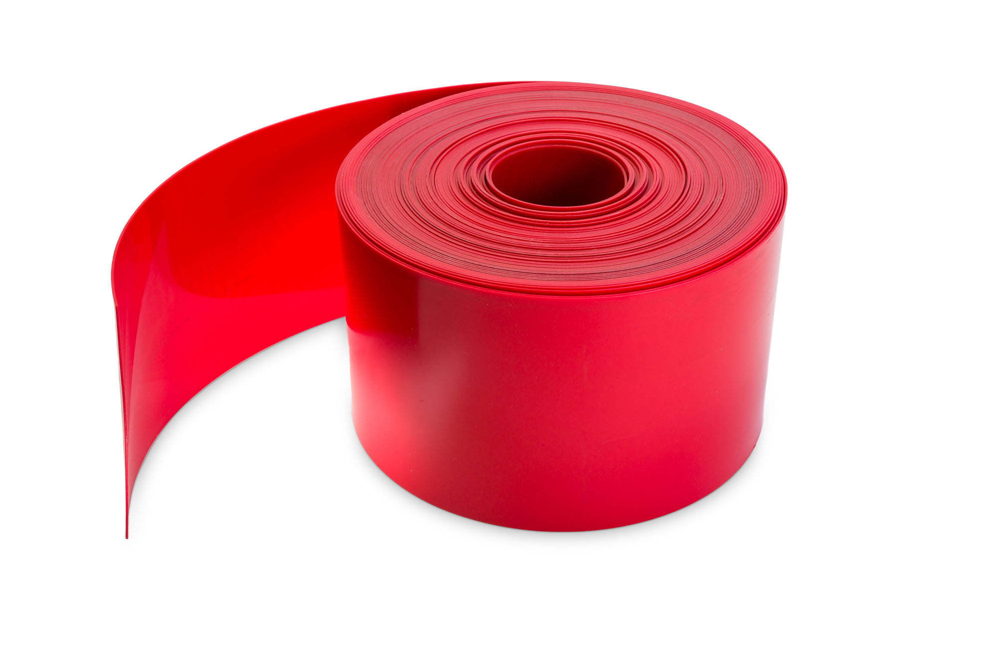 afdekband kabels rood